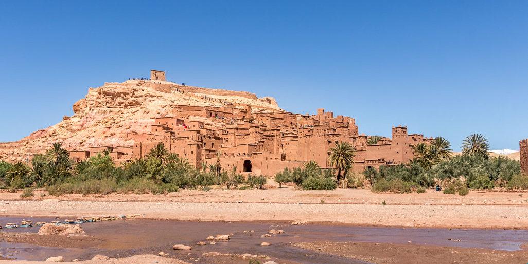 Deserto, Marocco
